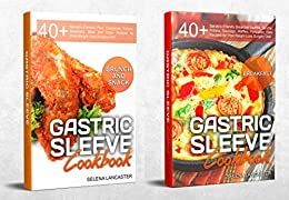 Weight Loss Surgery Cookbook: MORNING MEALS bundle - 2 Manuscripts in 1 - 80+ Delicious Bariatric-friendly Breakfast, Brunch and Snack Recipes for Post Weight Loss Surgery Diet by [Lancaster, Selena]