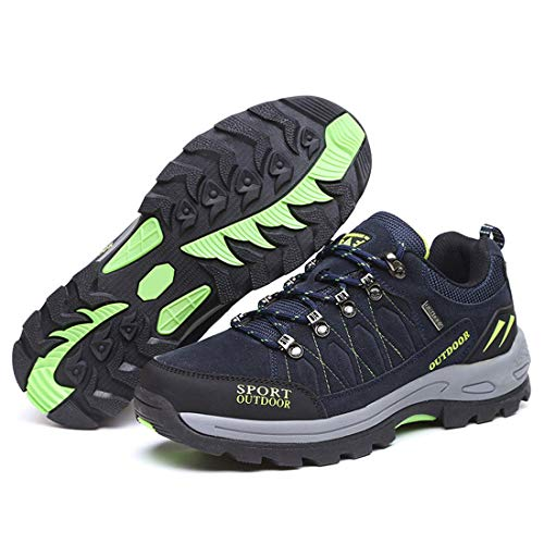 Running Women Outdoor Shoes Sneakers Blue R FREAHAP Trailing Men Shoes Hiking Navy Trekking wHYUIq1nOx