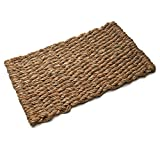 Garrett Wade Natural Jute Door Mat - Heavy Duty, Extra Large 17 x 30'' and 1'' thick