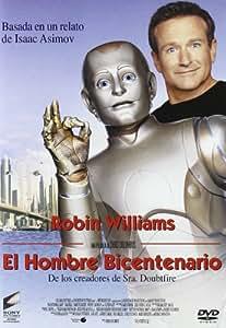 El Hombre Bicentenario [DVD]: Amazon.es: Wendy Crewson