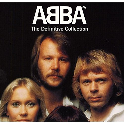 Abba The Definitive Collection Cd Covers