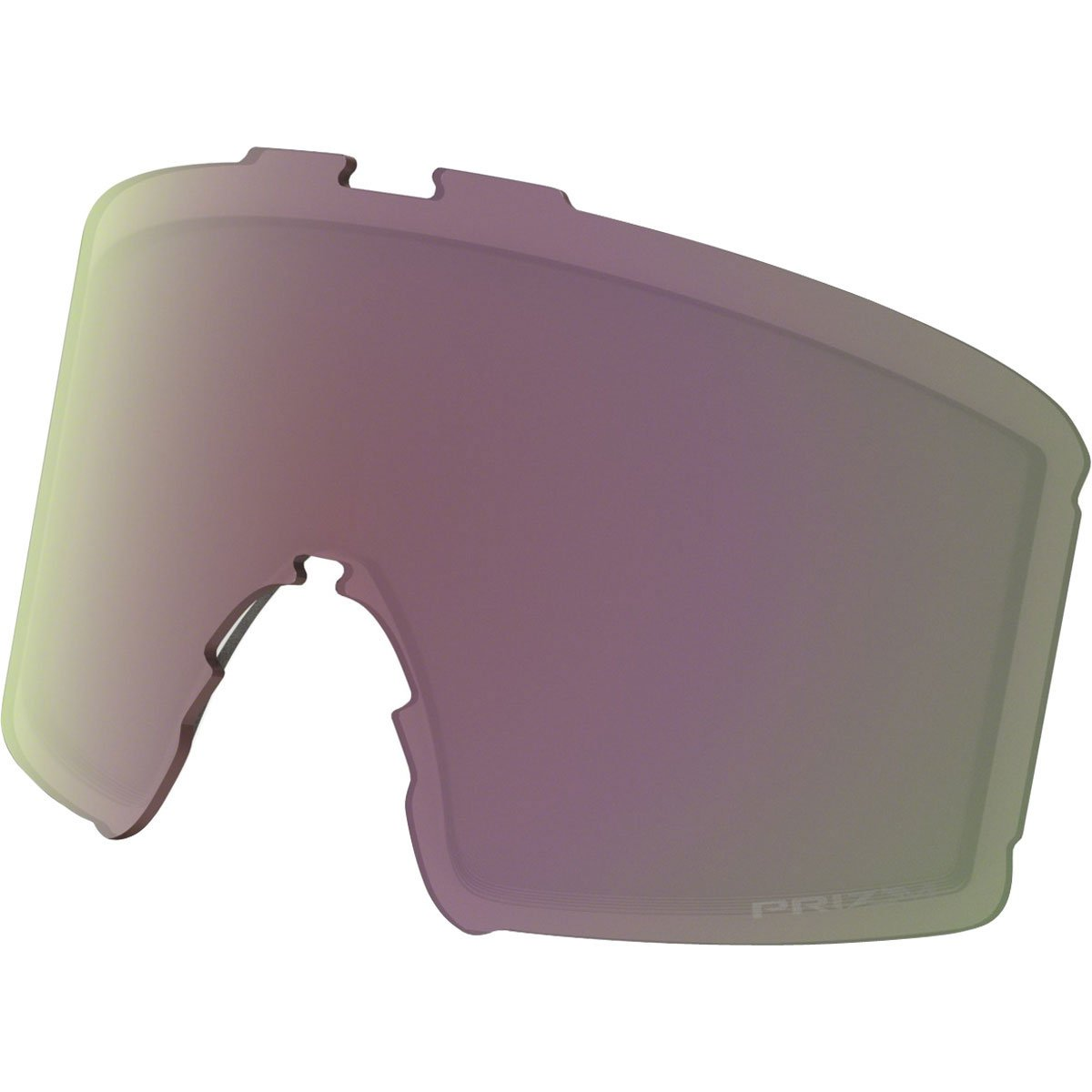 Oakley Men's Line Miner Snow Goggle Replacement Lens, Prizm Hi Pink, Prizm Hi Pink, Large by Oakley