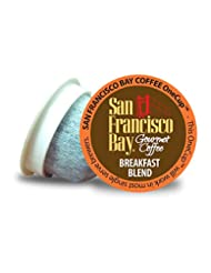 San Francisco Bay OneCup, Breakfast Blend, 36 Count- Single S...