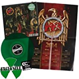 Reign in Blood 180 Gram Green Vinyl
