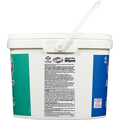 Clorox 31547 Disinfecting Wipes, 7