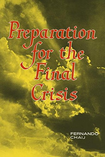 4 best preparation for the final crisis for 2020
