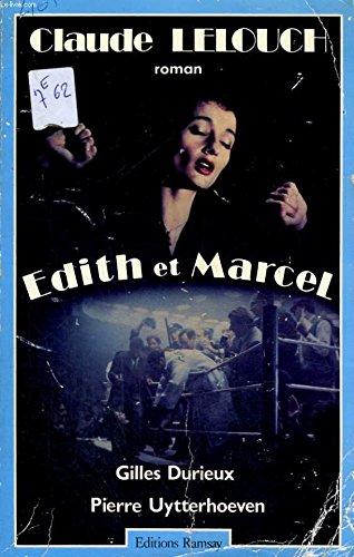 Edith et Marcel: Roman (French Edition)