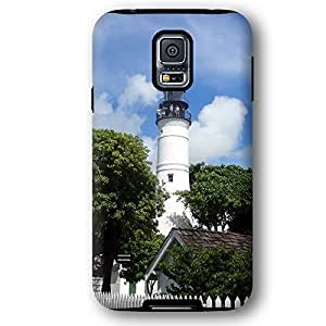 Key West Lighthouse Florida Samsung Galaxy S5 Armor Phone Case