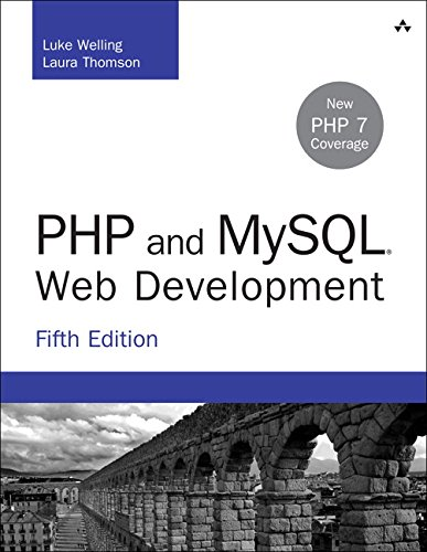 PHP and MySQL Web Development ISBN-13 9780321833891