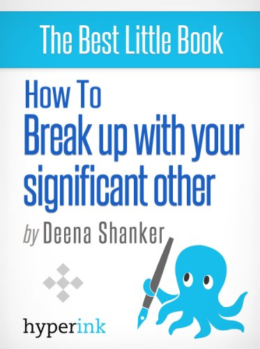 i break up with you