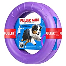 COLLAR 6488 Puller Midi Two Rings Active Toy for Dogs,
