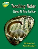 img - for Oxford Reading Tree: Level 12: TreeTops Non-Fiction: Teaching Notes by Gill Howell (2009-04-09) book / textbook / text book