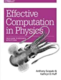 img - for Effective Computation in Physics: Field Guide to Research with Python book / textbook / text book