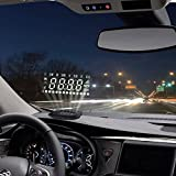 color tree HUD Head Up Display Speed Alarm LED Screen Apply To All Cars