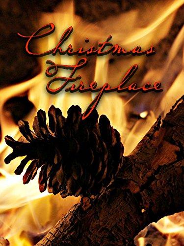 A Christmas Fireplace 2017 (Snow Christmas Hd Lights Wallpaper)
