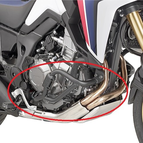 GIVI TN1151 Engine Guard - Honda CRF1000L Africa Twin DCT Model (2016-17)
