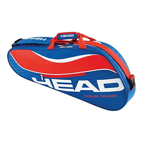 Head Tour Team 3R Pro Tennis Bag, Blue/Red
