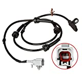 AUTEX ALS1814 ABS Wheel Speed Sensor Left/Right Rear For 2008 2009 2010 2011 2012 2013 Nissan Rogue 2.5L