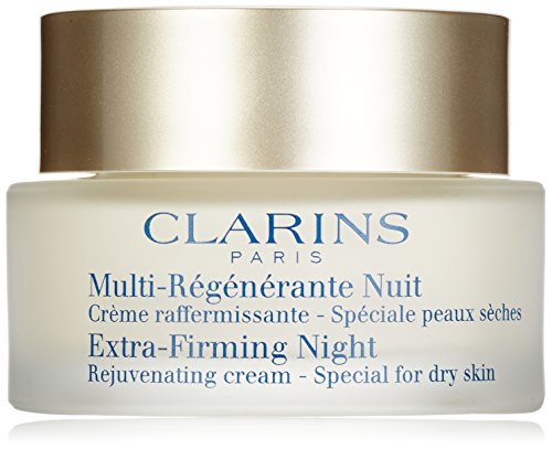 (Clarins Extra-Firming Night Rejuvenating Cream Dry Skin 50ml)