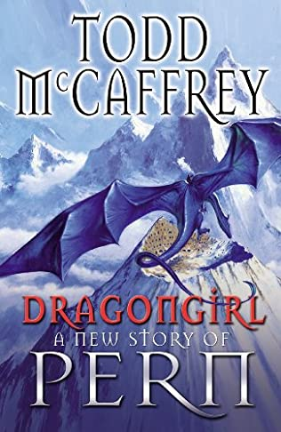 book cover of Dragongirl