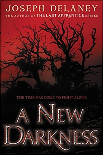 Book A New Darkness by Delaney, Joseph(September 1, 2015)