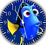 Finding Dory Frameless Borderless Wall Clock E172 Nice For Gift or Room Wall Decor