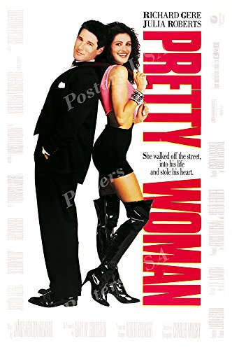 Posters USA - Richard Gere Pretty Woman Movie Poster GLOSSY FINISH - FIL135 (24