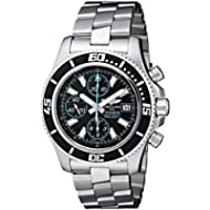 [Sponsored]Breitling Men's A1334102/BA83 Fixed Chronograph Watch