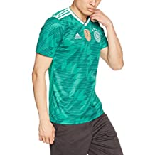 adidas 2018-2019 Germany Away Football Shirt