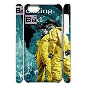 Breaking Bad CUSTOM 3D Phone Case for iPhone 4/4s LMc-65887 at LaiMc