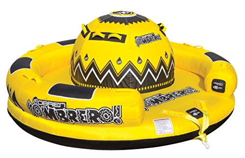 O'Brien Sombrero Towable Tube, Yellow