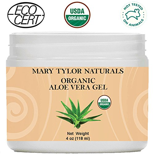 Organic Certified Mary Tylor Naturals