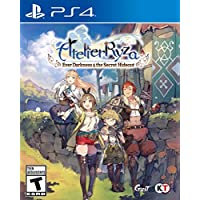 Atelier Ryza: Ever Darkness & The Secret Hideout for PlayStation 4 by KT