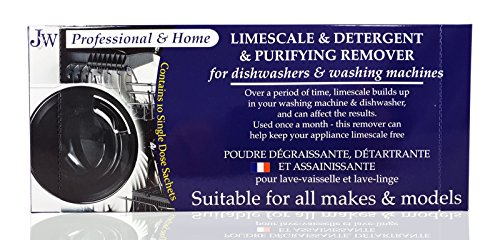 'Limescale & Detergent Remover for Washing Machines & Dishwashers 10...