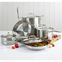 Zwilling J.A. Henckels Sol II Cookware Set - Set of 10 (Satin St/St)
