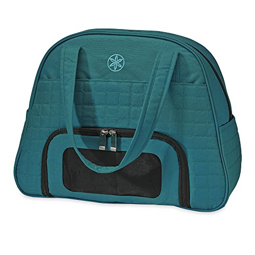 Gaiam Everything Fits Gym Bag, Teal