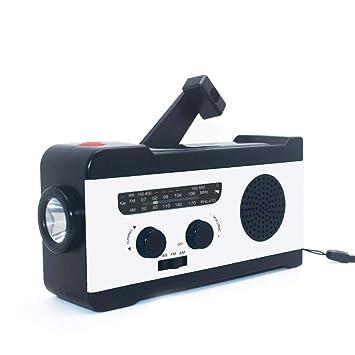 Blue-Yan Radio - Multifunción Outdoor Radio Portátil ...