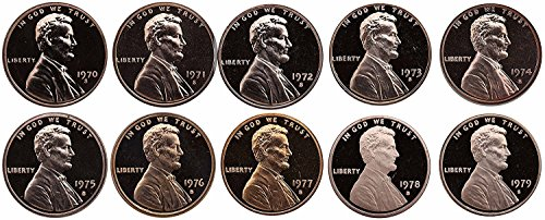 Lincoln Cent Proof - 4