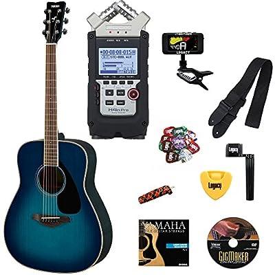 Yamaha FG820 Acoustic Guitar, Natural