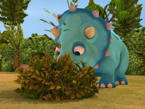 Triassic Turtle/Tank's Baby Brother (Baby Dinosaur Cartoon)