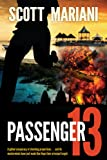 Front cover for the book Passenger 13 by Scott Mariani