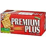 Premium CHRISTIE PLUS 18 HANDY 4 PACKS SALTED TOPS Crackers, 200 Grams