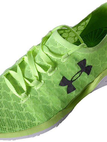 UnderArmour Ua W Charged Coolswitch Run - lime fizz | white