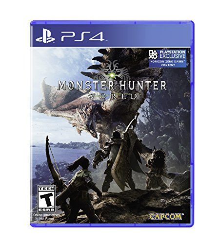 Monster Hunter: World - PlayStation 4 Standard - State College Shopping