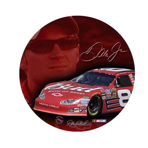 (Racing Reflections TCST-JRBUD Dale Earnhardt, Jr. NASCAR 6 Pack Tin Coaster)