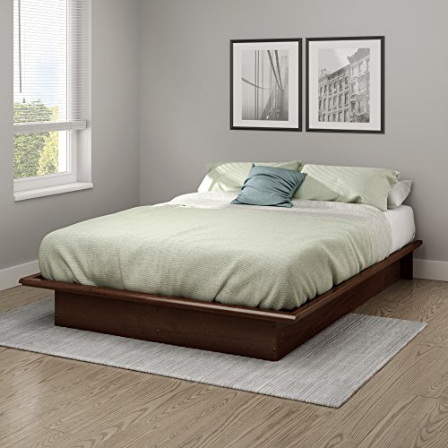 Full Size Basics Platform Bed Frame Modern Bedroom Furniture