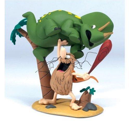 Captain Caveman with Dinosaur 66035 SV-KGF4-1MF5 McFarlane Toys 6 Hanna Barbera Series 2 Assortment