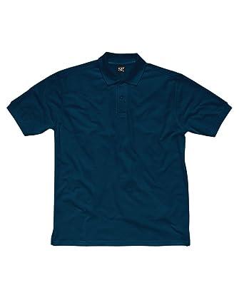 SG SG50K-NB-910 - Polo para niños, talla 9 a 10, color azul marino (5 unidades): Amazon.es: Industria, empresas y ciencia