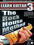 The Rock House Method: Learn Guitar 3, John McCarthy, 1458424731