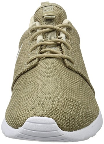 white white Nike Shoes oatmeal khaki Running 203 Beige Men's Rosherun AqwAU